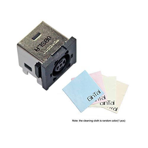 GinTai DC Power Jack Socket Connector Plug Charging Port Replacement for MSI GT72 GT72S 2QD 2QE 2PC 6QD 6QE 6QF 6RE GT72VR 6RD 7RD 7RE Dominator WT72 MS-1781 by GinTai (Image #6)