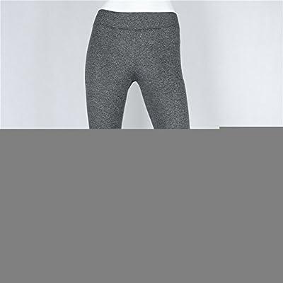 Aurora Bridal Grey Striped Yoga Sport Active Pants Fitness Leggings for Women