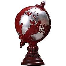 Shantan Retro Globes Furnishing Decoration European Crafts Ornaments Office Desktop Display Display Props Creative Decorations Home Furnishings
