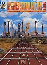 Hal Leonard Fretboard Roadmaps - Country Guitar ()