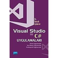 Visual Studio ile C# Uygulamaları