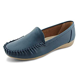 Jabasic Women Slip on Loafers