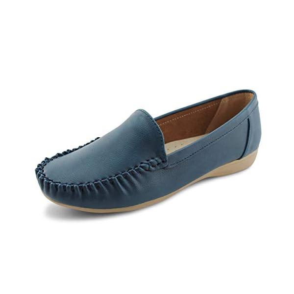 Jabasic Women Slip on Loafers