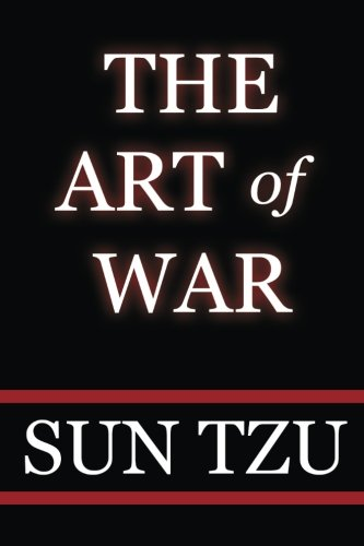 The Art Of War by Sun Tzu cover