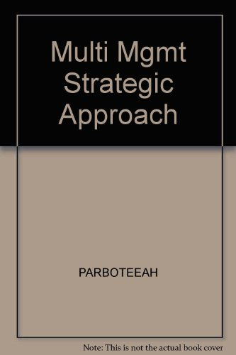 Multi Mgmt Strategic Approach
