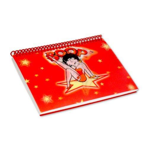 Betty Boop Lenticular Photo Album 4x6 , Star, - Betty Boop Pictures