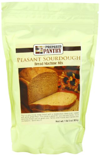 Price comparison product image The Prepared Pantry Bread Machine Mix,  Sourdough Peasant Gourmet,  21 Ounce