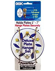 """Ook Plate Hanger 30 Lb Gold Finish Gold 5"""" X 7"""""""