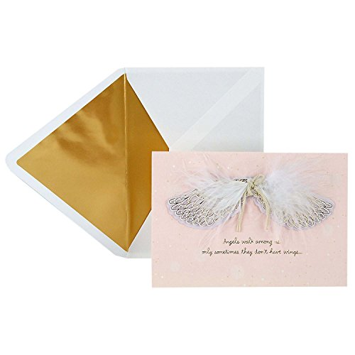 Hallmark Signature Mother's Day Greeting Card (Angels Walk Among Us)