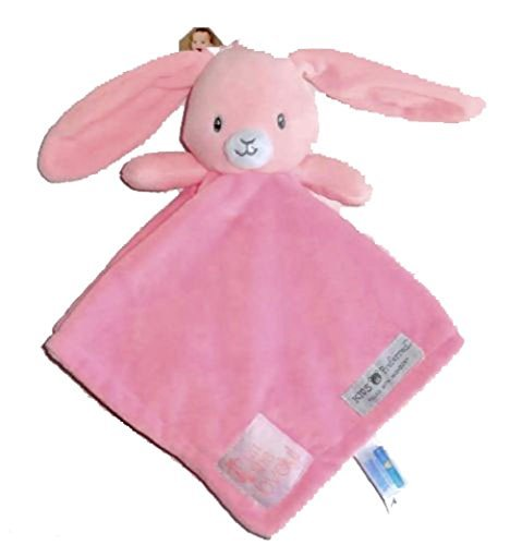 Kids Preferred Pink Easter Bunny Baby Security Blanket Lovey Isn't She Lovely