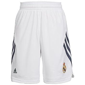 Pantalón Real Madrid Basket 1ª 2013-14  Amazon.es  Deportes y aire libre dd7ea411fa441