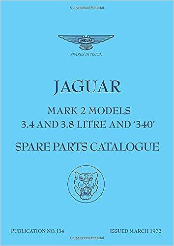 jaguar mark 2 parts