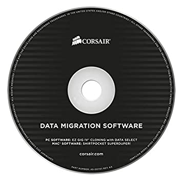 Corsair 2 5-Inch Solid State Drive and Hard Disk Drive Cloning Kit  CSSD-UPGRADEKIT
