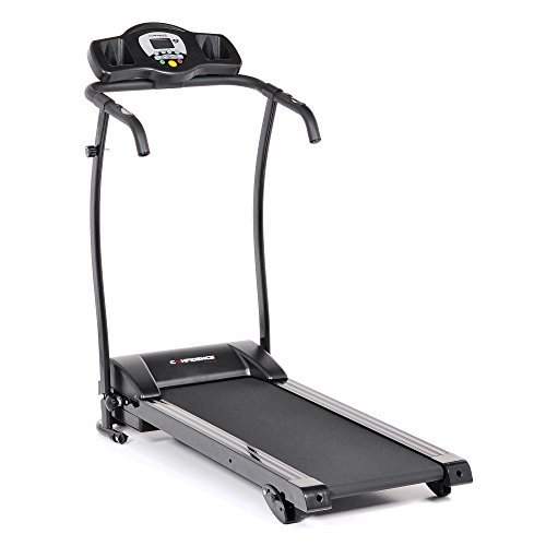 Confidence GTR Power Pro 1100W Motorized Electric Treadmill with Adjustable Manual Incline