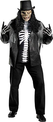 Cryptic Rocker Costumes (Morris Costumes Cryptic Rocker Ad Xxl 50-52)