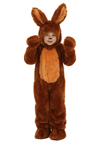 Toddler Bunny Rabbit Halloween Costume (Toddler Brown Bunny Costume)