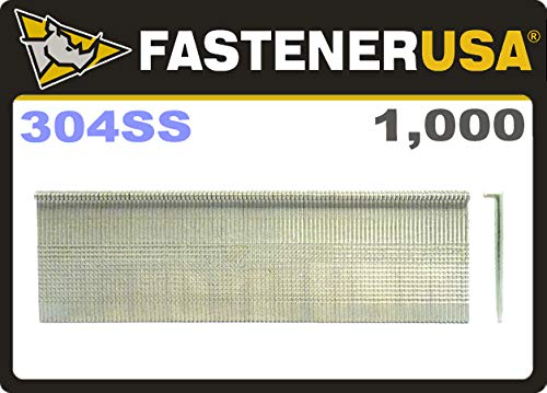 "2\"" L-Shaped 16Ga Flooring Nails 304 Stainless Fln-200 Flexcleats 1M Box"