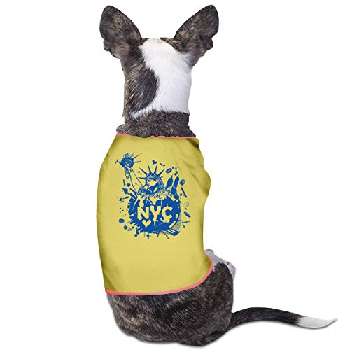 Nicokee Puppy Dogs Shirts Costume Statue of Liberty