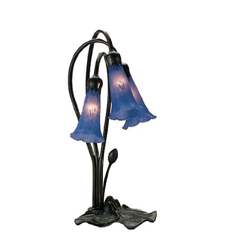 Meyda Tiffany 13746 Lighting, 16 Height, Blue