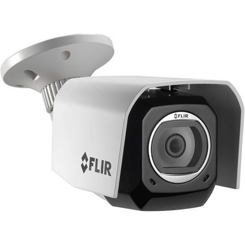 FLIR Systems FXV101-W Outdoor Wireless HD Video Camera (White)