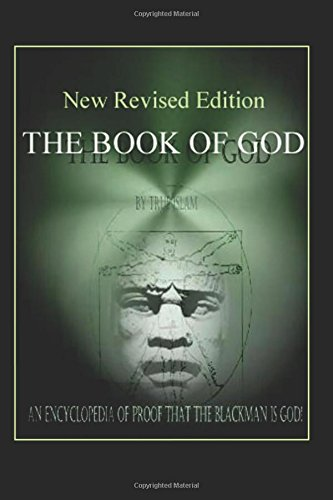 Book God Encyclopedia Proof Black product image