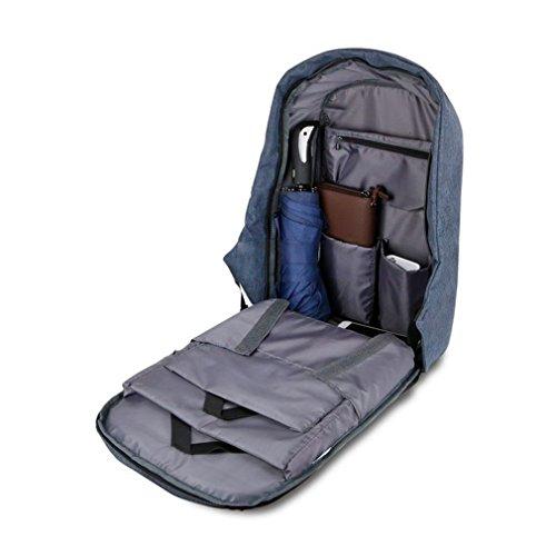 Copywritte  499807,  Daypack Blau blau 48 cm