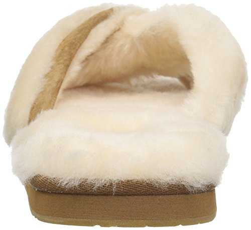 Women's UGG Slipper Natural UGG Abela Women's Abela Slipper w6Ir67