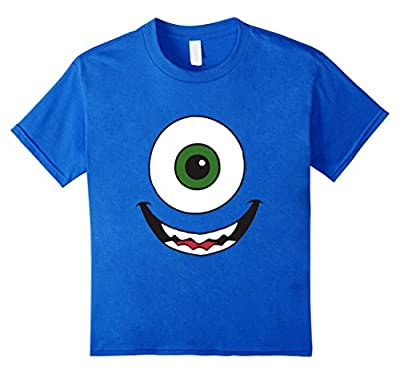 Funny Face Shirt | Mike Wazowski Face T-Shirt