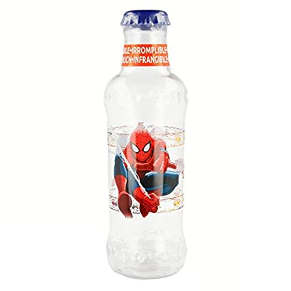 Stor Botella REFRESCO 390 ML. Spiderman