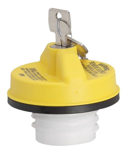 Cap Sierra Part - Stant 10504Y E85 Flex Fuel Locking Gas Cap