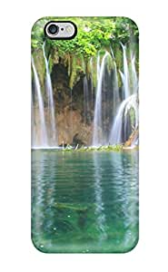 New Design Shatterproof Case For Iphone 6 Plus (waterfall Hd)