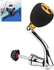 Reel Replacement Metal Power Handle Grip Part - Metal Rocker Arm Grip Fishing Spinning Reel Handle Grip