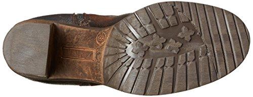 Donald J Pliner Kvinna Taria Over-the-knee Boot Espresso Vintage Mocka