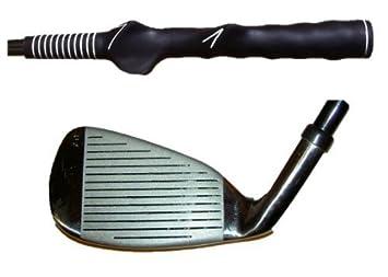 Golfistas Entrenamiento Hierro 7 Palo De Golf Cavidad Cabeza ...