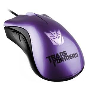 Razer Deathadder Transformers Shockwave - Ratón con USB para PC