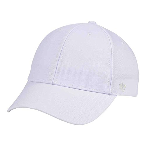 '47 Brand MVP Blank Hat - White | Adjustable -