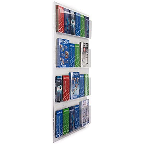 displays2go literature stand