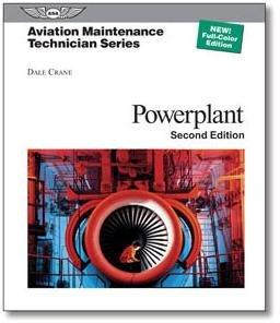 Aviation Maintenance Technician Series: Powerplant Textbook (Hardcover)