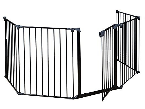 Safety Gate Fence For Pet Dog Cat and Baby by Eaglelnw by Eaglelnw