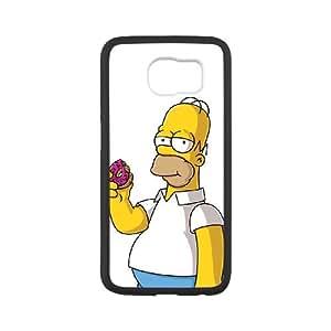 SamSung Galaxy S6 Phone Case Homer Simpson