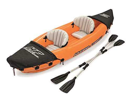 Lite-Rapid X2 Inflatable Kayak Boat Raft with 2 Aluminum Oars best to buy