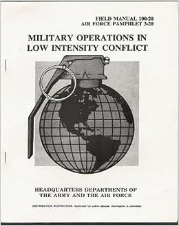 Low‐Intensity Conflict