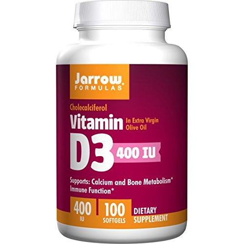 Jarrow Formulas Vitamin 400 Softgels