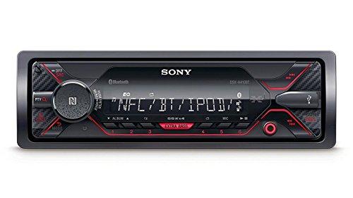Sony DSX-A410BT FM/AM Digital Media Player (Black)
