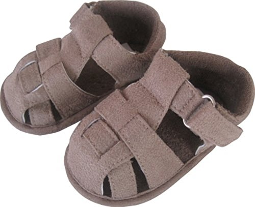 Tan Neonato Size Max Sandal Suede E Mock Tilly Baby HnHxw6f4q