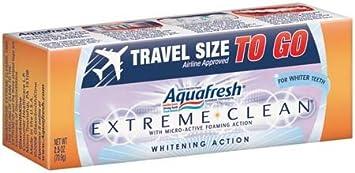 Aquafresh travel