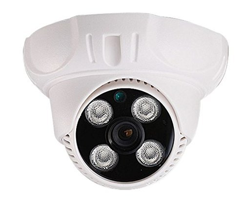 SecurityTronix ST-D1000P-W 1,000 TVL IR Dome Indoor Surveillance Camera [並行輸入品] B01N0QHJ6X