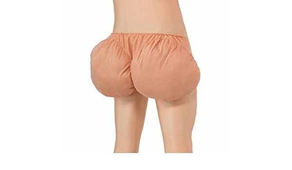 d2b5bf70fce Fake Butt Costume Undergarment Adult Accessory Padded Booty Bum Buttocks Ass   Amazon.ca  Clothing   Accessories