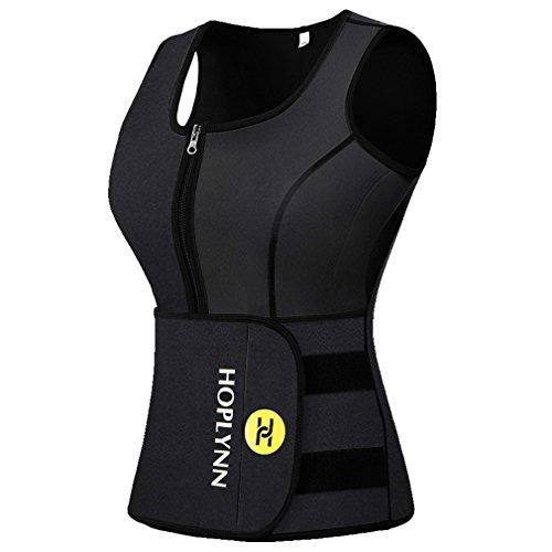 delicate HOPLYNN Sweat Vest for Women, Adjustable Neoprene