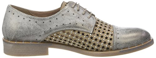 Vrouw Meer Damen Ave Oxfords Gris (rock / 004 Lead)